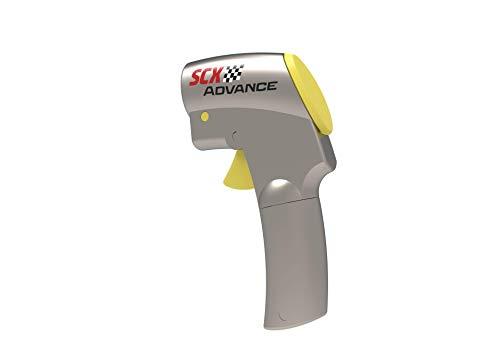 Scalextric- Mando Wireless Advance Accesorio, Color Plata (Scale Competiton Xtreme 1)