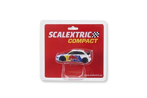Scalextric Compact Coche Escala 1:43 Audi S1 WRX EKS (Scale Competition Xtreme,SL