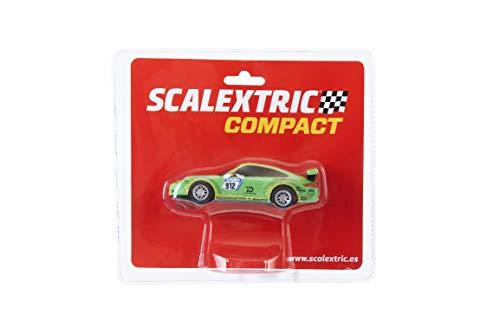 Scalextric-Compact Porsche 911 GT3 Bott Coche (Scale Competition Xtreme, S.L 1)