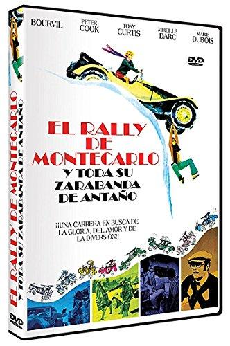 El Rally de Montecarlo y toda su Zarabanda de Antaño [DVD]