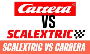 Scalextric VS Carrera